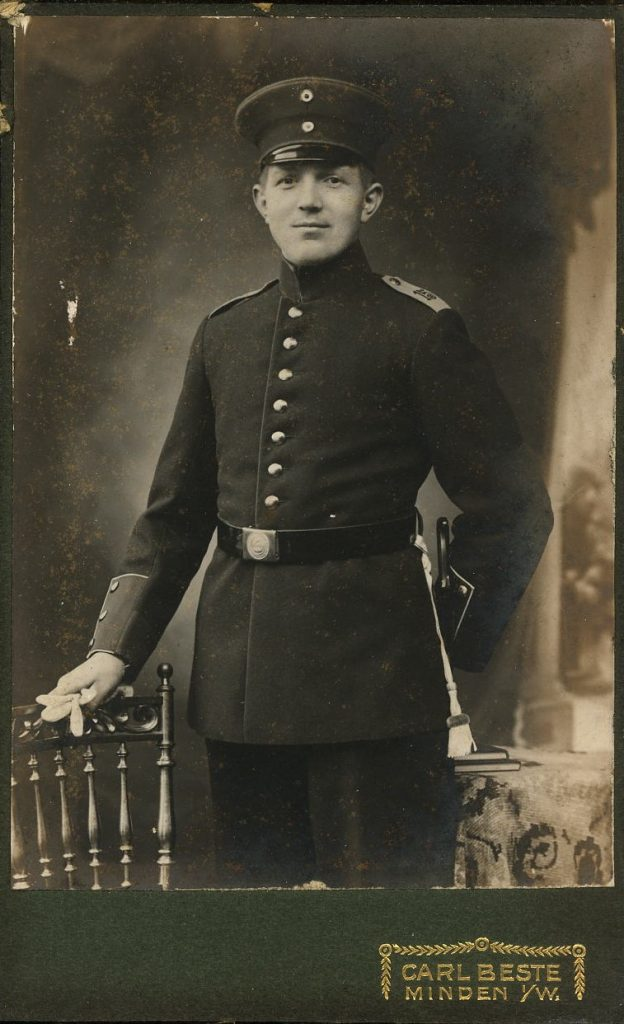 Carl Beste - Minden i.W.