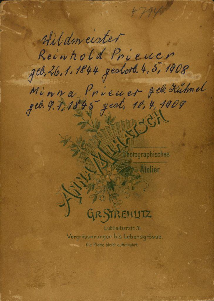 Anna Mihatsch - Groß Strehlitz
