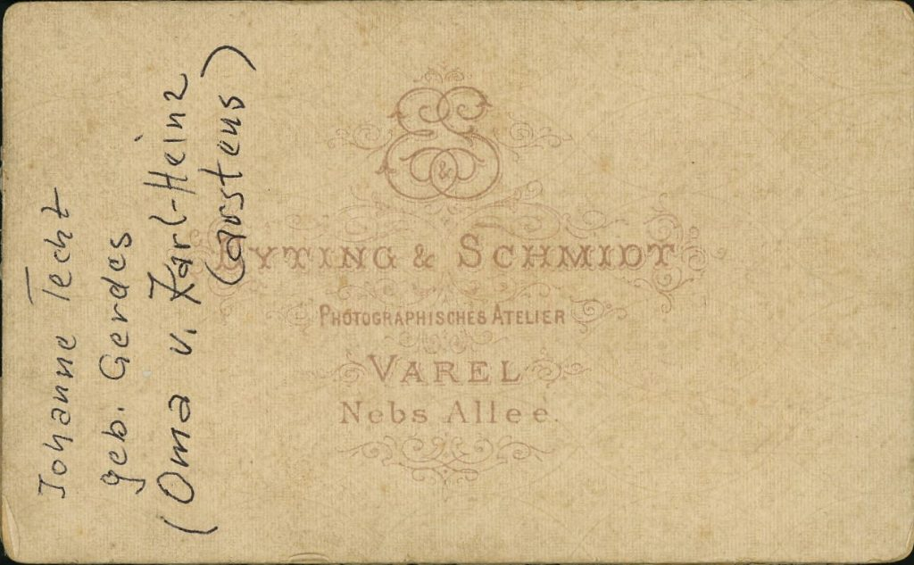 Eyting - Schmidt - Varel