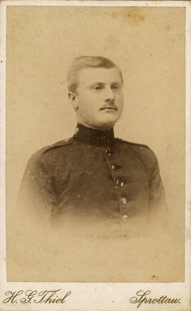 Heinrich Gustav Thiel - Sprottau