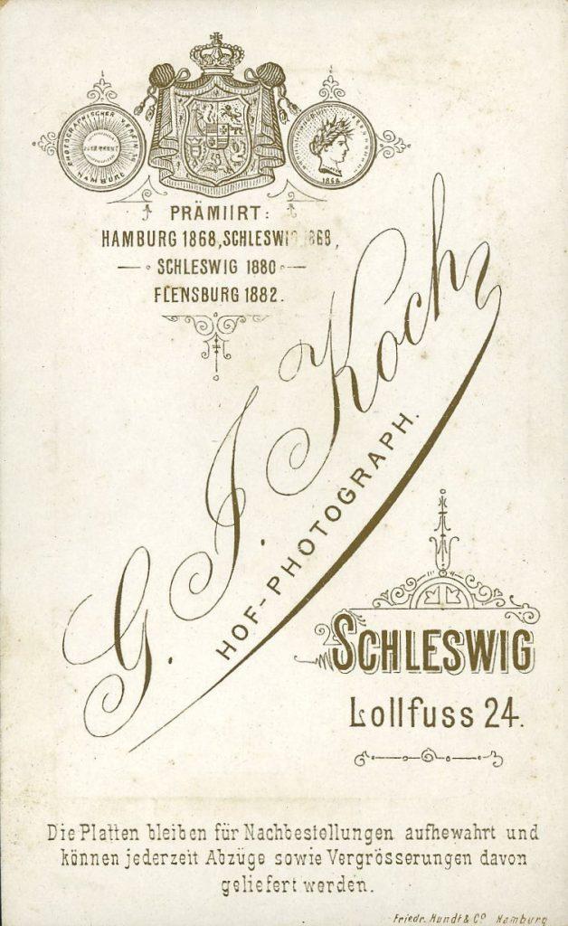G. J. Koch - Schleswig