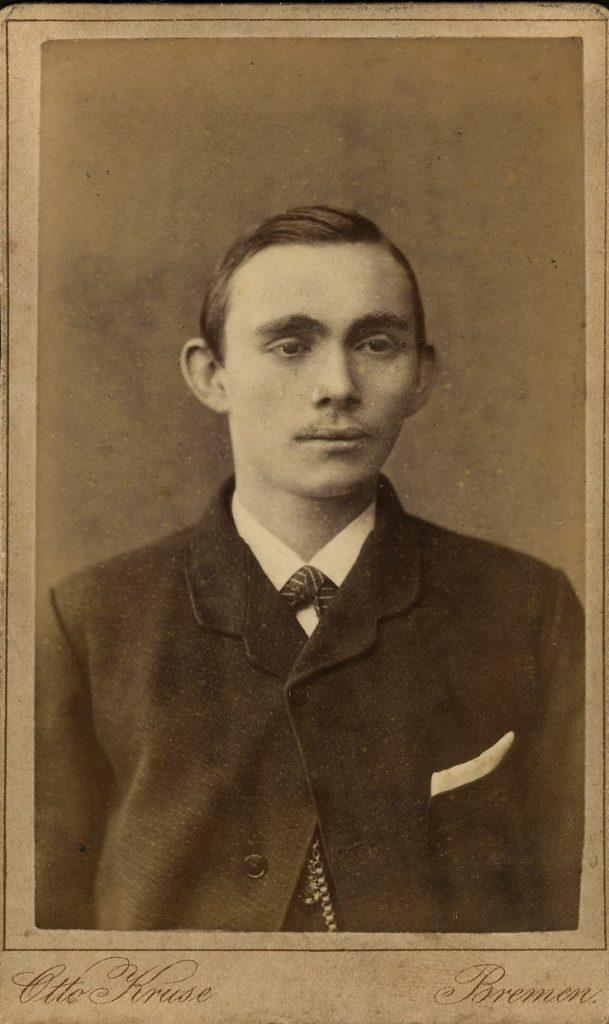 Otto Kruse - Bremen - A. zur Mühlen