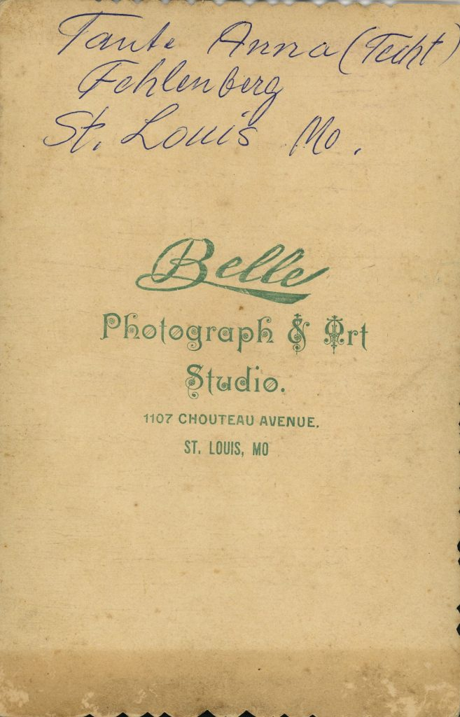 Belle - St Louis