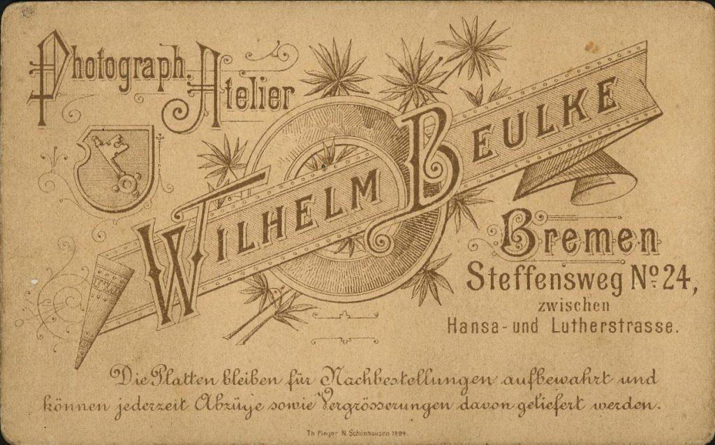 Wilhelm Beulke - Bremen