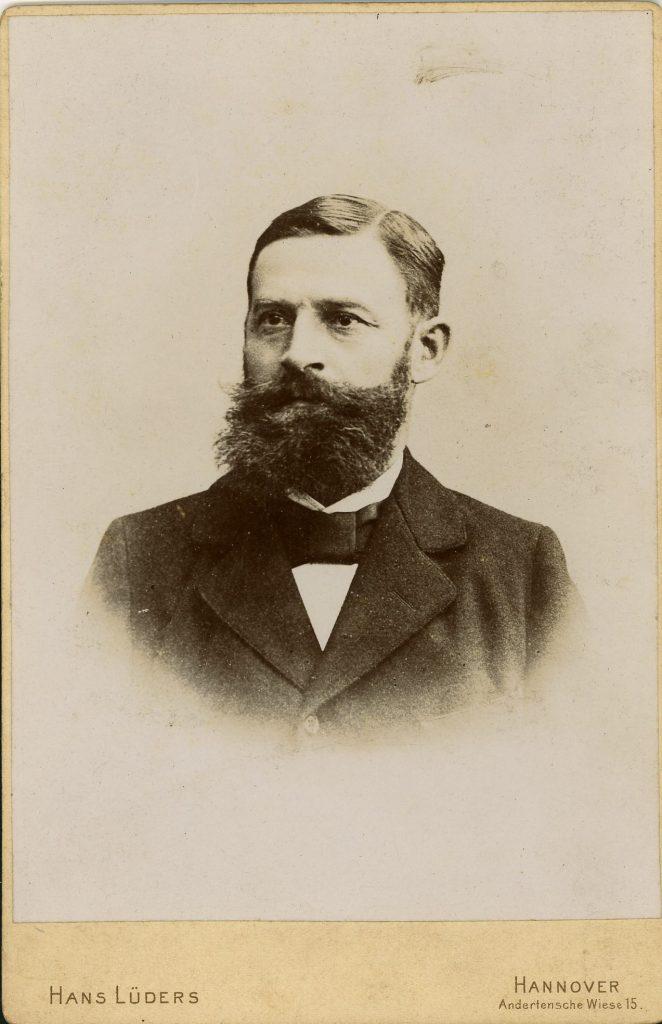 Hans Lüders - Hannover