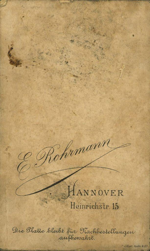 Rohrmann - Hannover