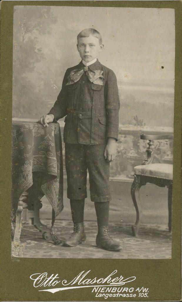 Otto Mascher - Nienburg