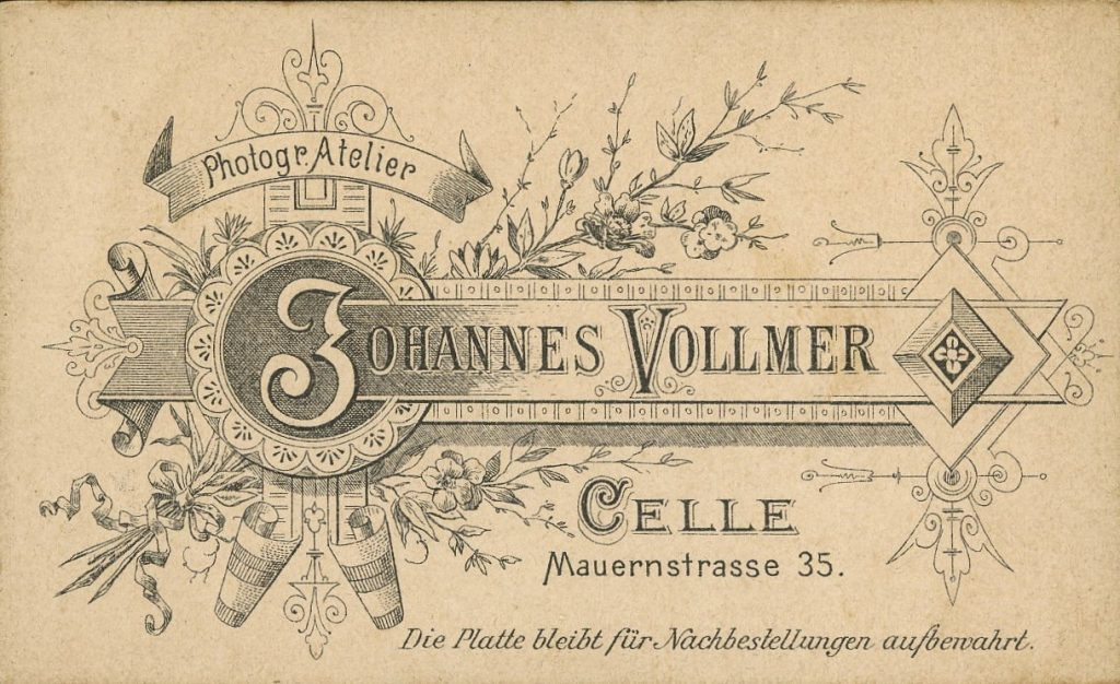 Johannes Vollmer - Celle