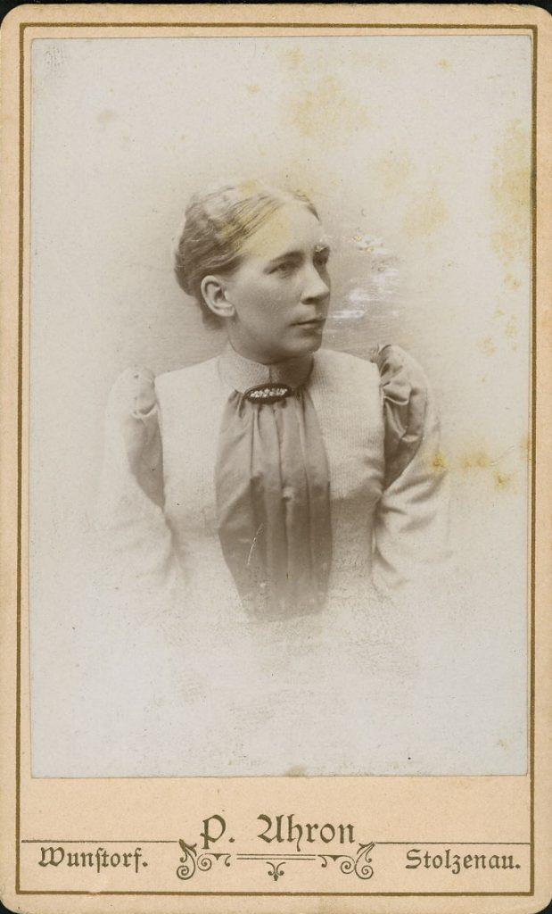 P. Ahron - Wunstorf - Stolzenau