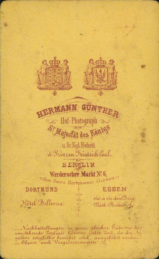 Hermann Günther - Berlin - Dortmund - Essen