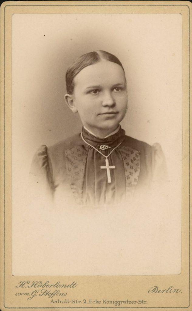 H. Haberlandt - G. Steffens - Berlin