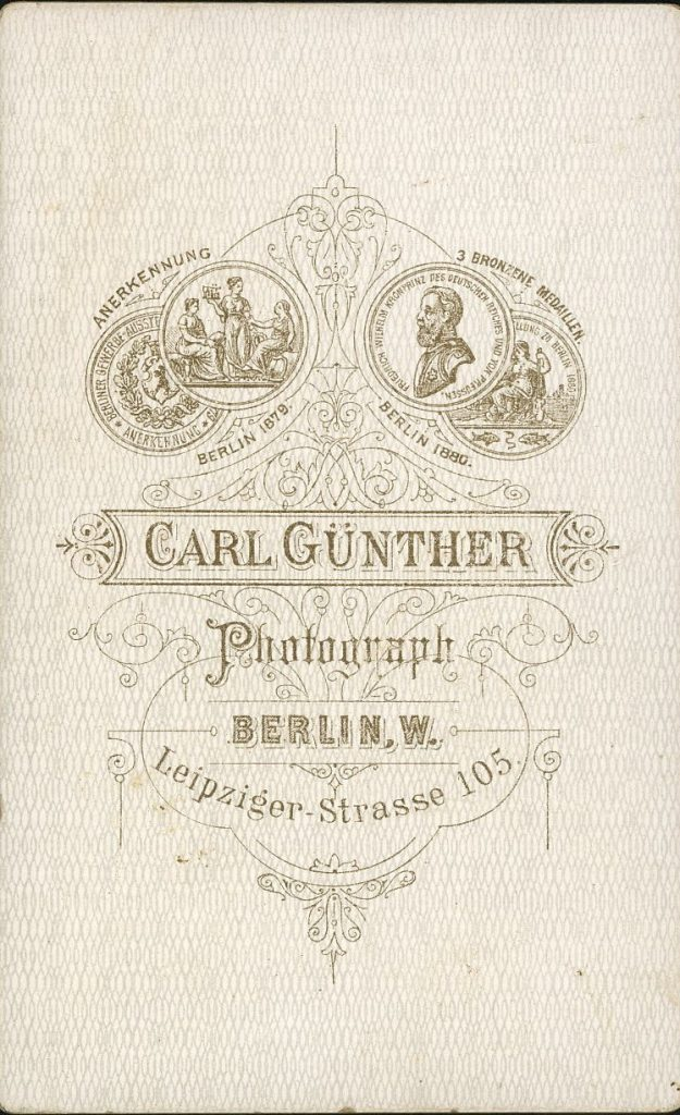 Carl Günther - Berlin