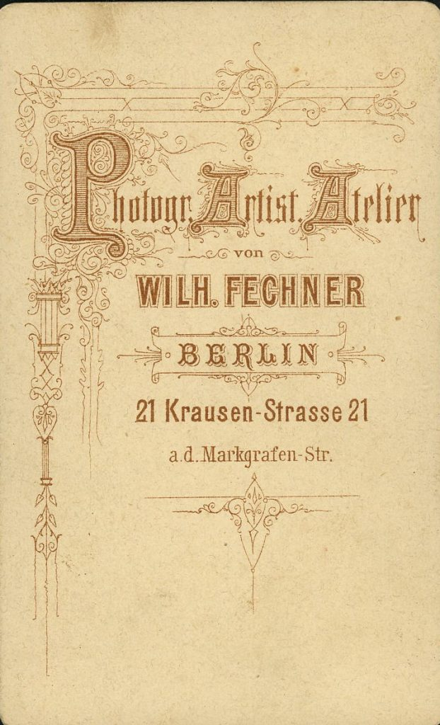 Wilh. Fechner - Berlin