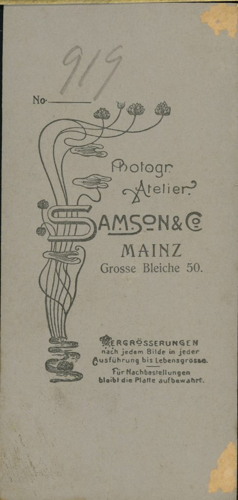 Samson - Mainz