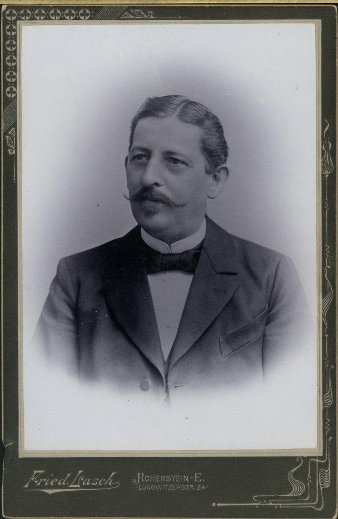 Fred. Lasch - Hohenstein-Ernstthal