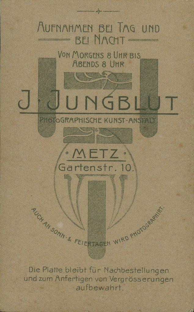 J. Jungblut - Metz