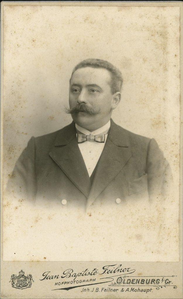 Jean Baptiste Feilner - A. Mohaupt - Oldeburg - Jever - Borkum