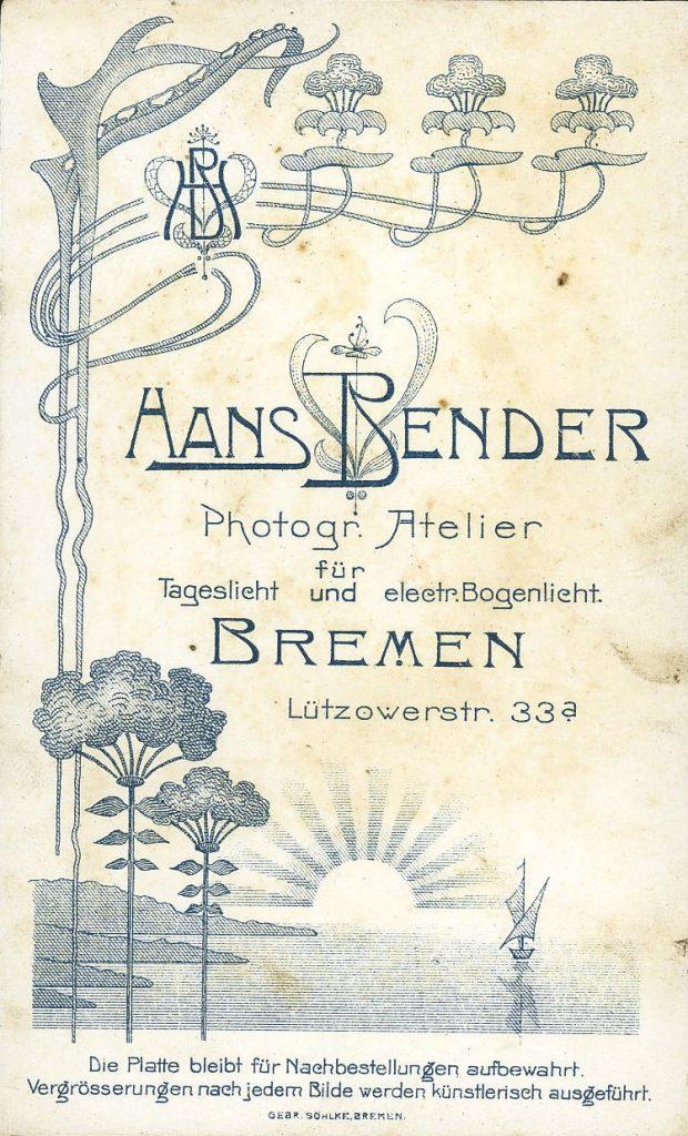 Hans Bender - Bremen