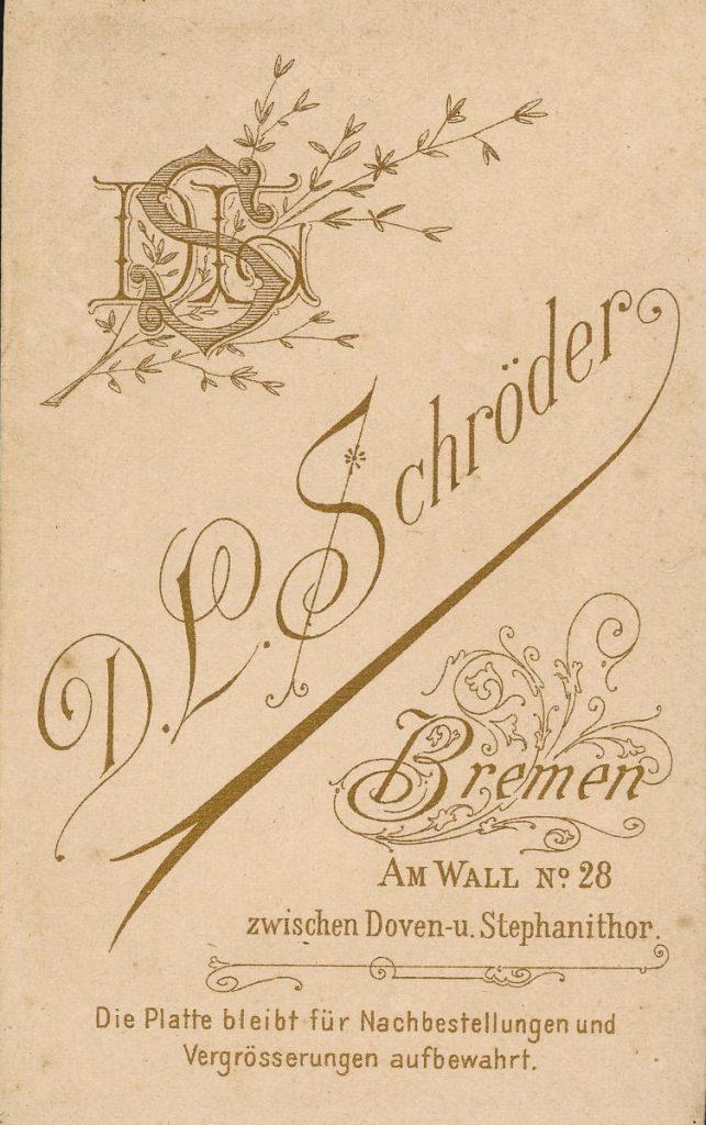 D. L. Schröder - Bremen