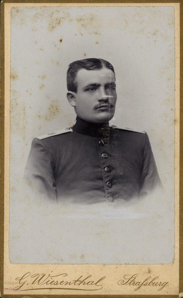 G. Wiesenthal - Strassburg