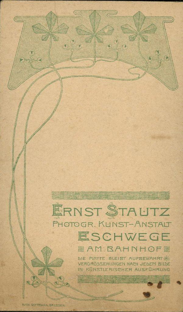 Ernst Stautz - Eschwege