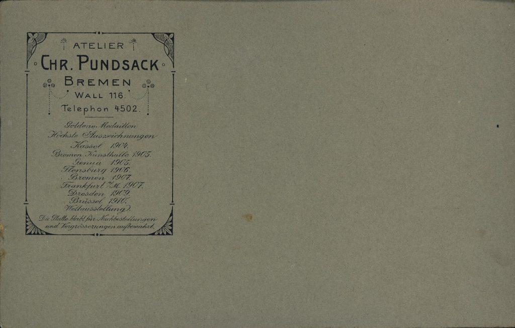 Chr. Pundsack - Bremen