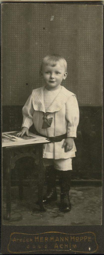 Hermann Hoppe - Achim