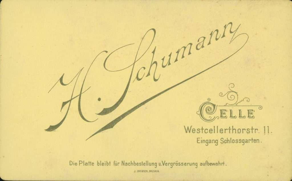 H. Schumann - Celle