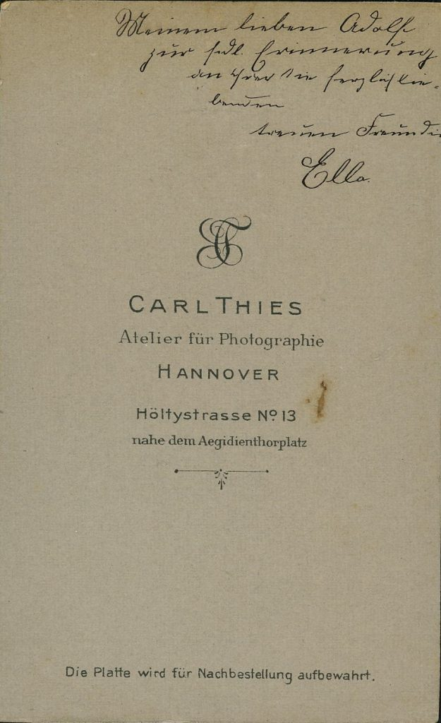 Carl Thies - Hannover