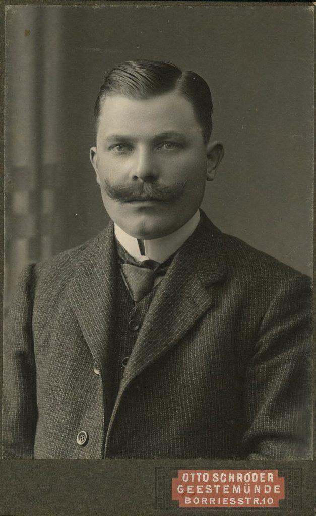 Otto Schröder - Geestemünde