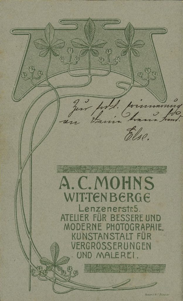A. C. Mohns - Wittenberge