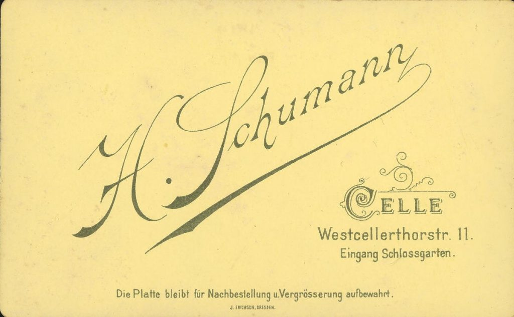 H. Schumann - Celle