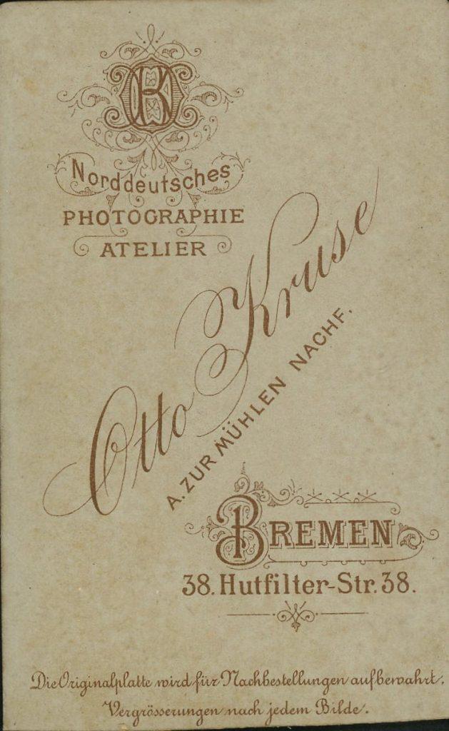 Otto Kruse - Bremen