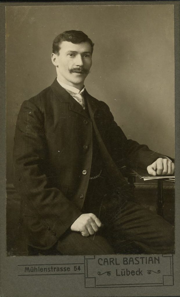 Carl Bastian - Lübeck