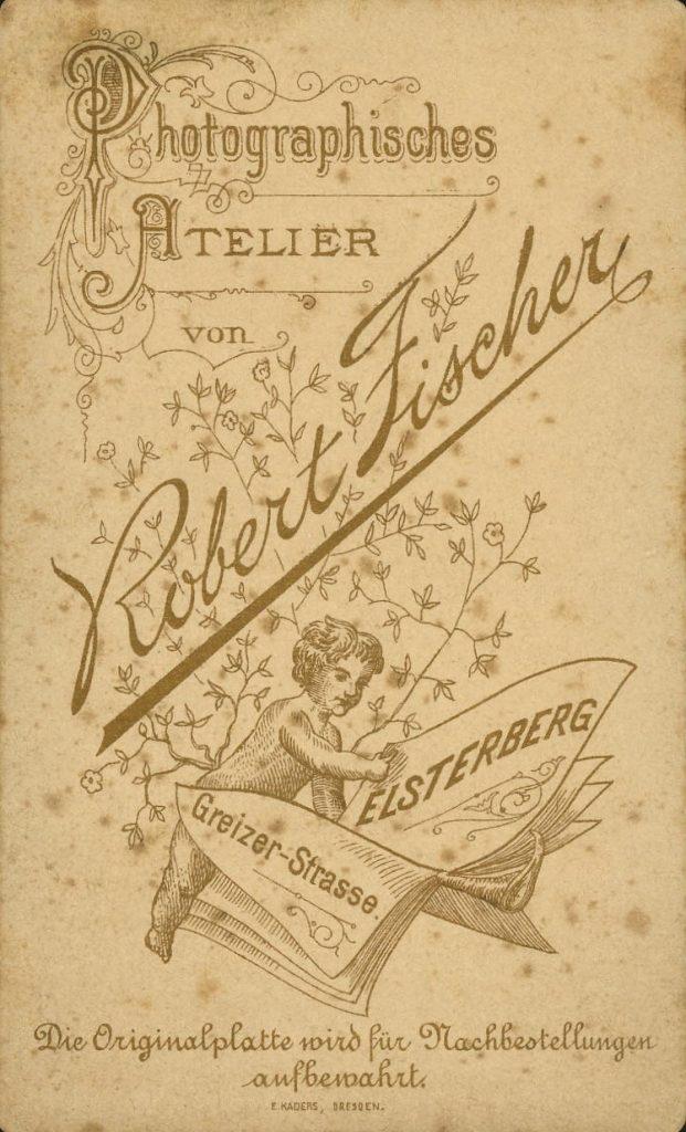 Robert Fischer - Elsterberg