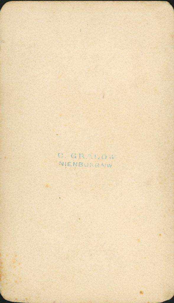 C. Gralow - Nienburg a.W.