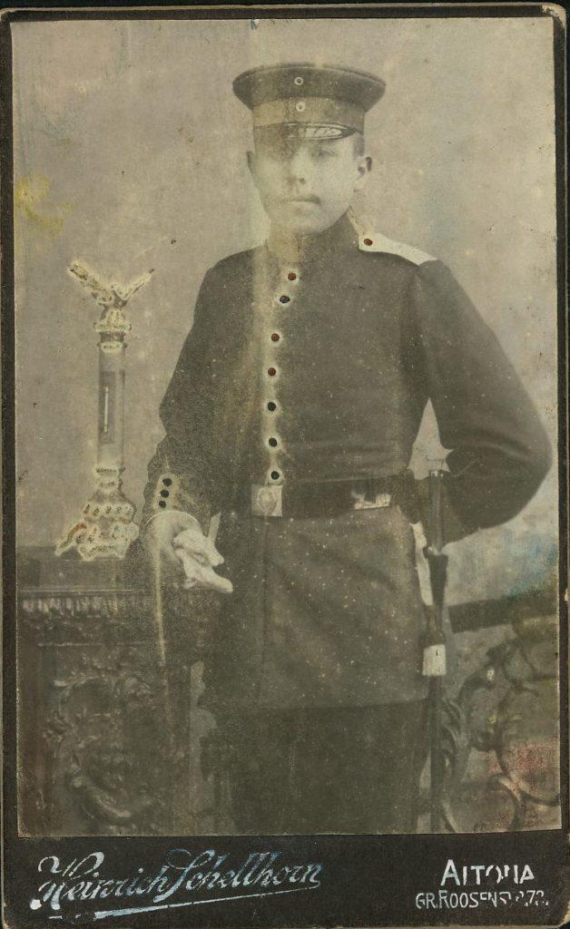 Heinrich Schellhorn- Altona