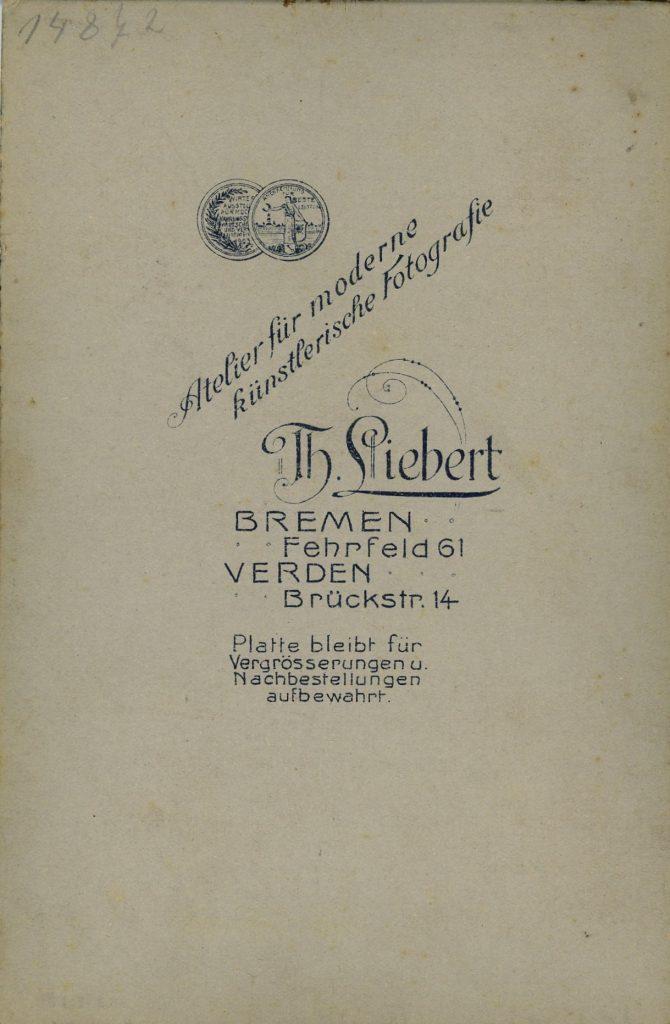 Th. Liebert - Verden - Bremen