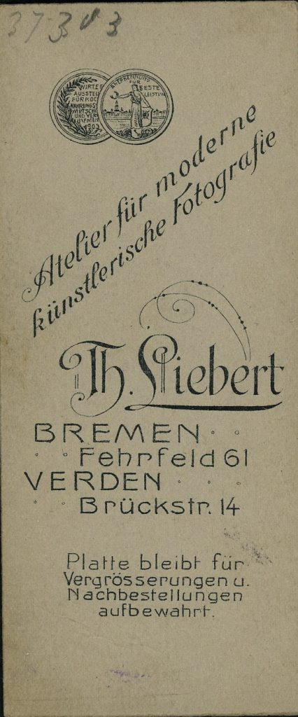 Th. Liebert - Bremen - Verden