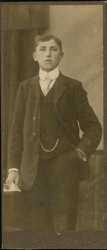 Gerhard Müller - Rotenburg i.Hann