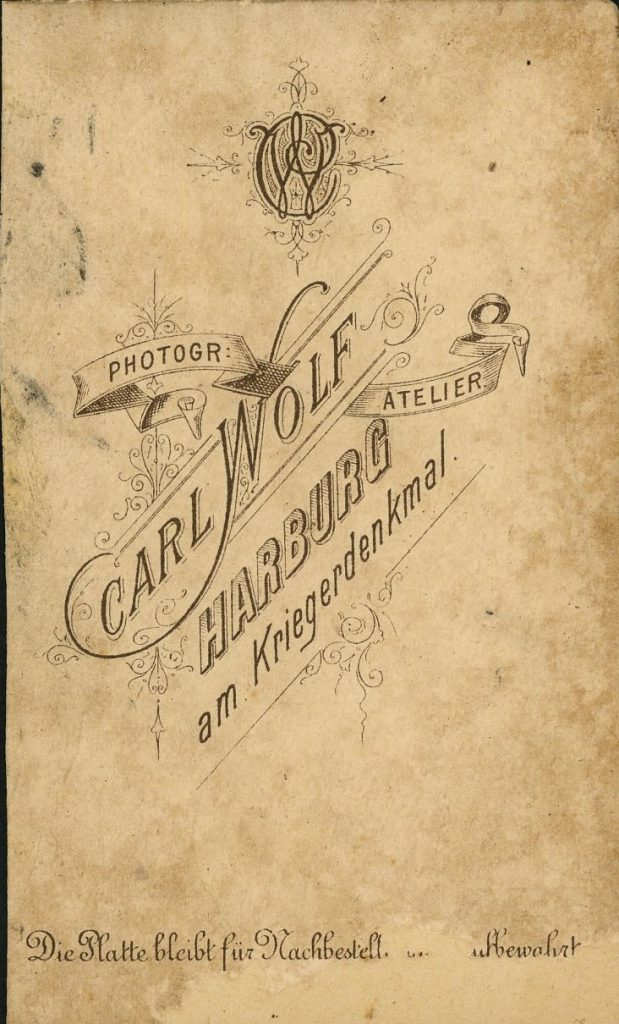 Carl Wolf - Harburg