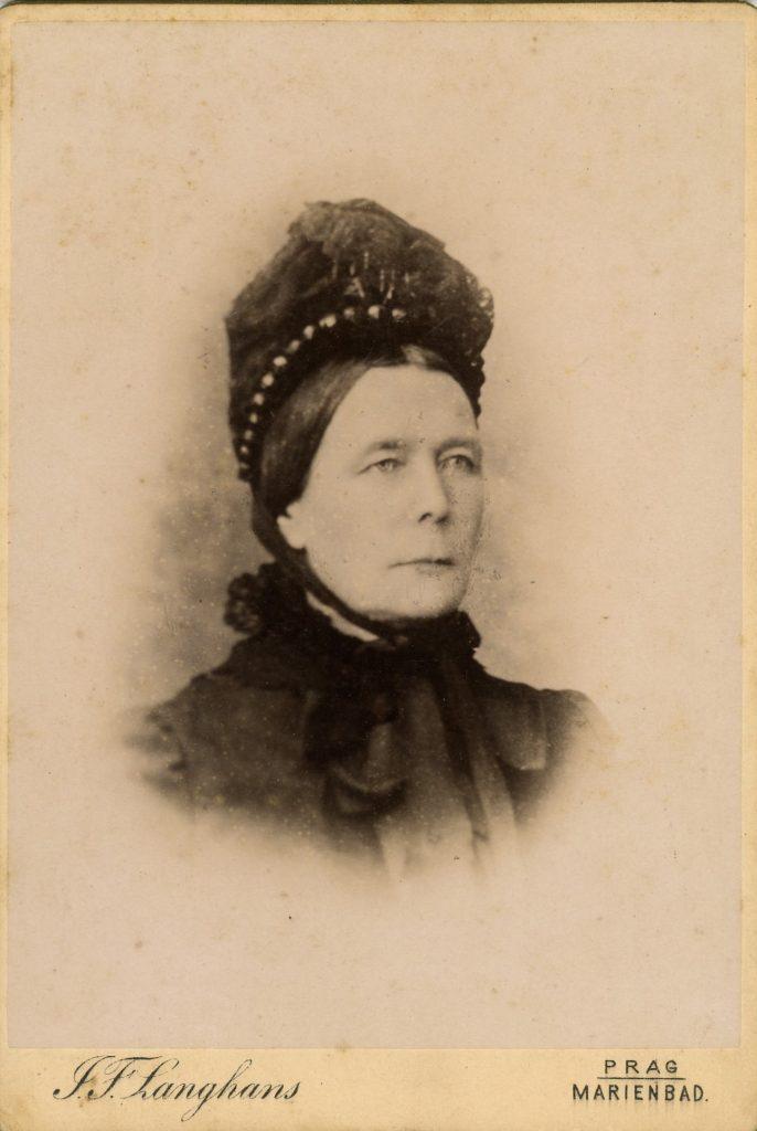 J. F. Langhans - Prag - Marienbad