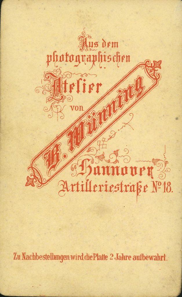 B. Wünning - Hannover