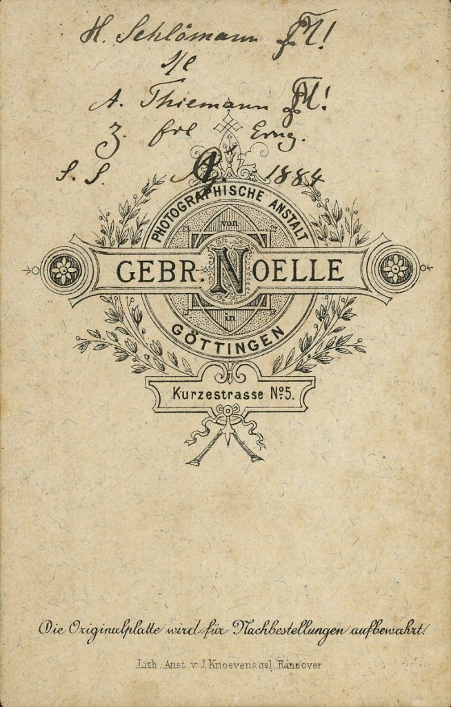 Gebr. Noelle - Göttingen