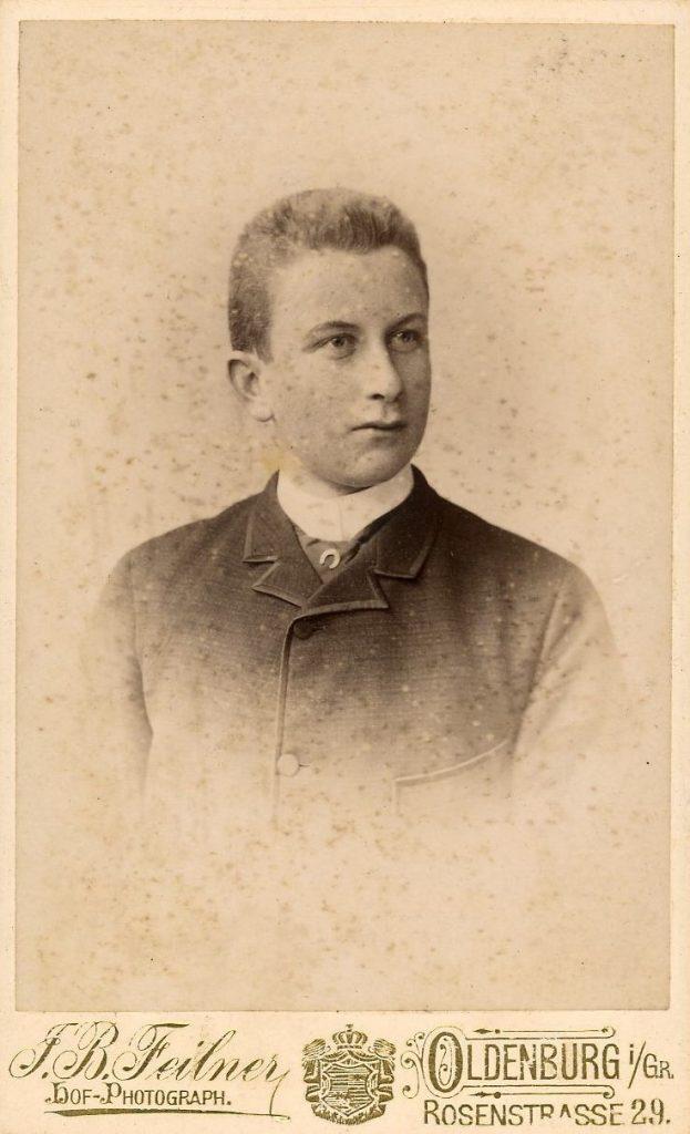 Jean Baptiste Feilner - Oldenburg - Bremen - Hannover - Borkum - Braunschweig - Emden