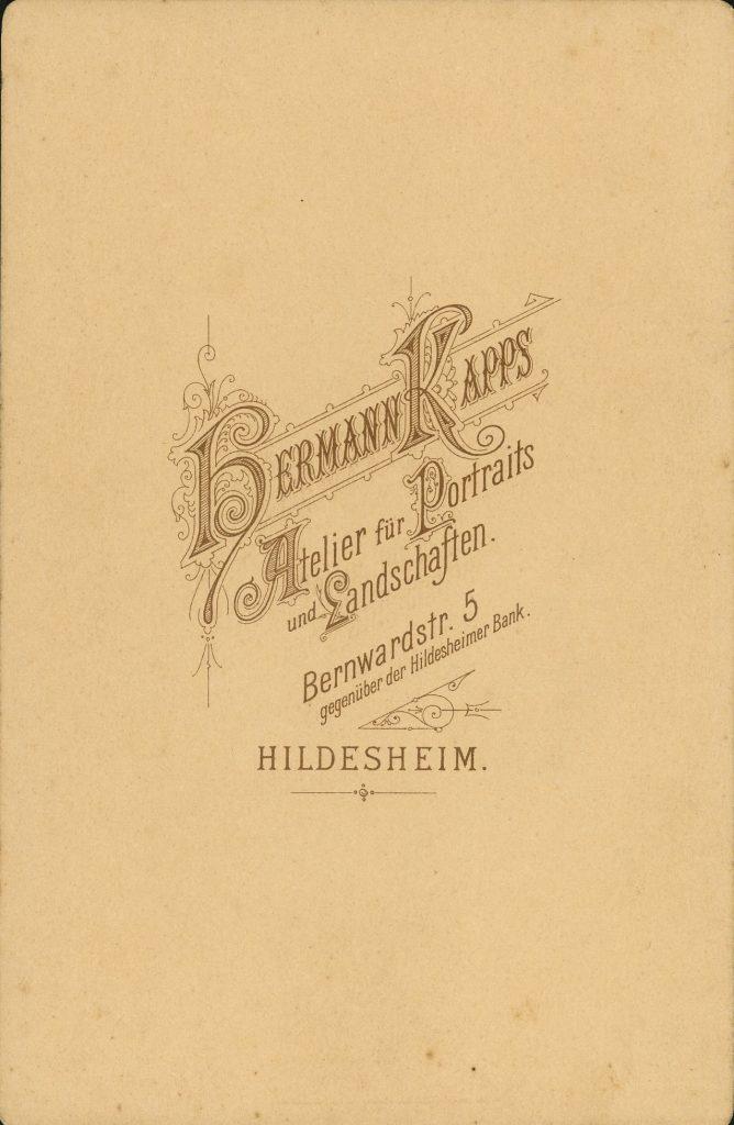 Hermann Kapps - Hildesheim - Marienburg