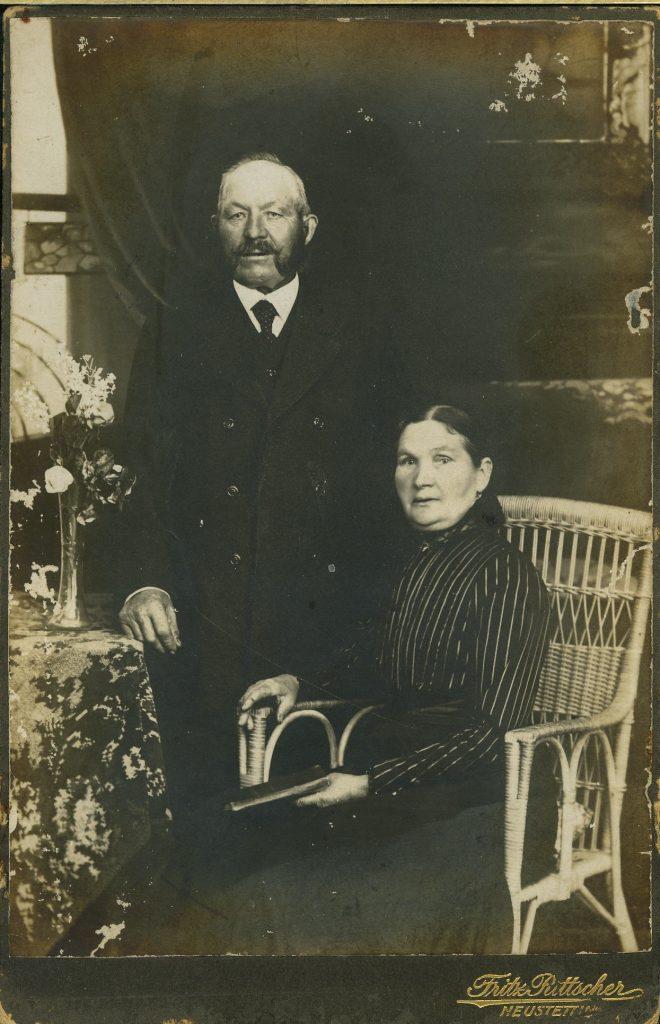 Fritz Rittscher - Neustettin