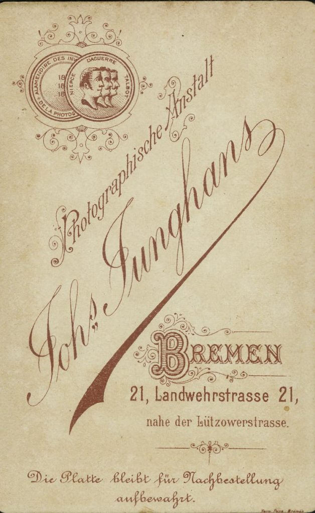 Johs. Junghans - Bremen
