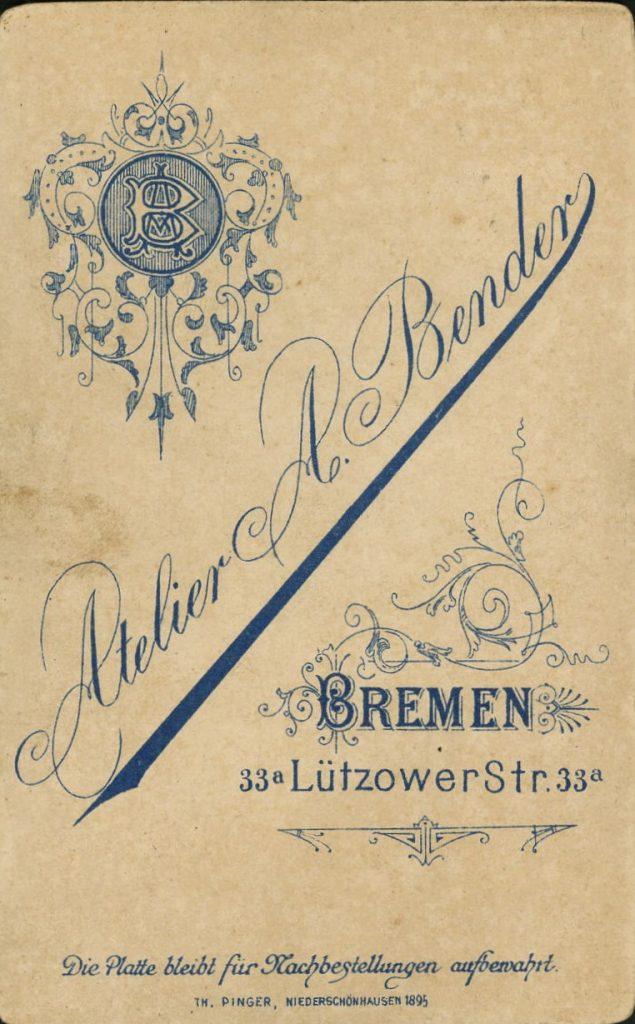 A. Bender - Bremen