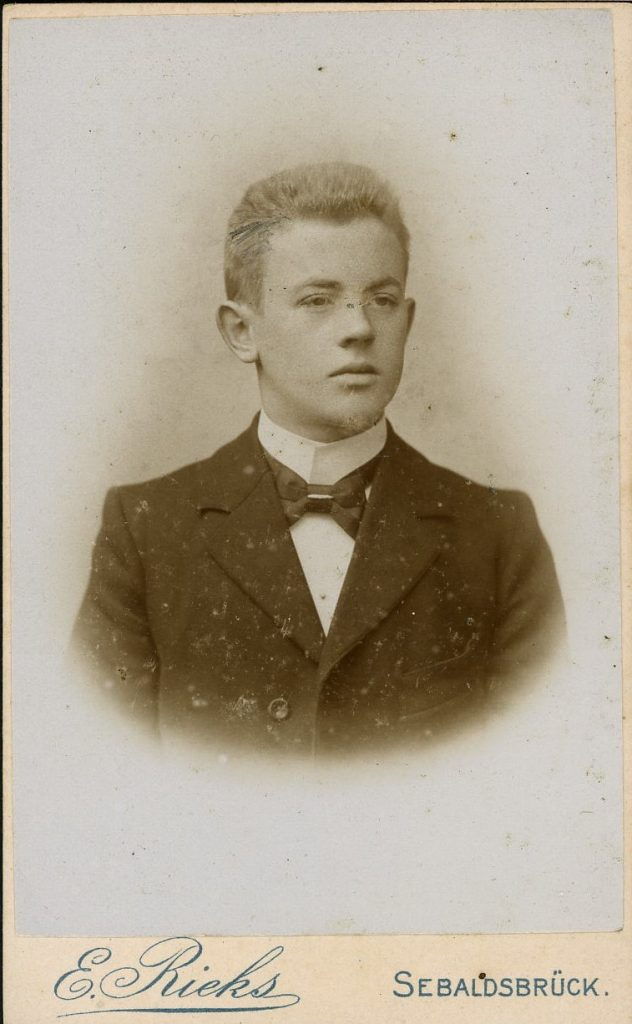 Ernst Rieks - Sebaldsbrück